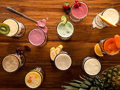 Fresh Orange Juice - Cup