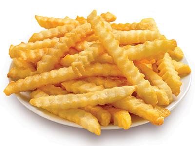 Fries-med