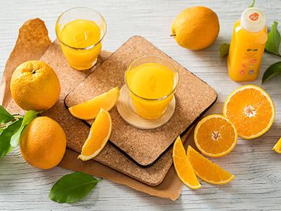 Orange Juice (330 Ml)