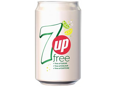 7 Up Diet Can