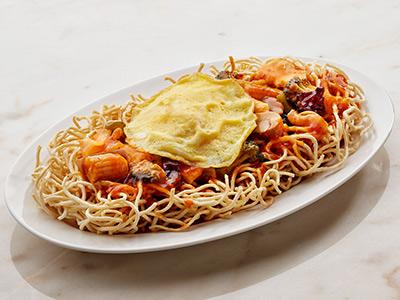 Spicy Dragon Chop Suey