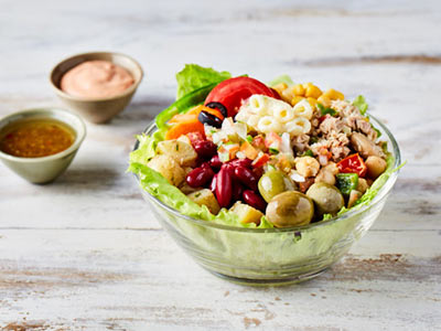 Make Your Own Vegetable Salad