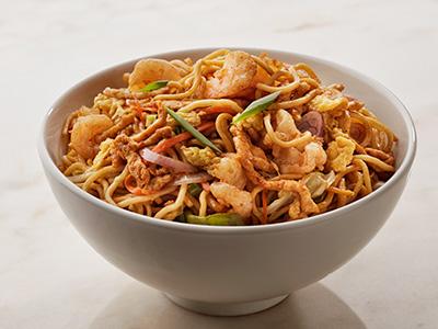 Mixed Hakka Noodles
