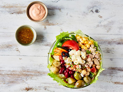 Make Your Own Non Vegetarian Salad