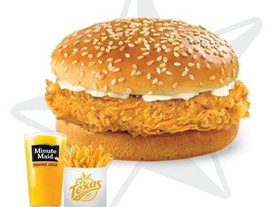 Little Star Chicken Burger