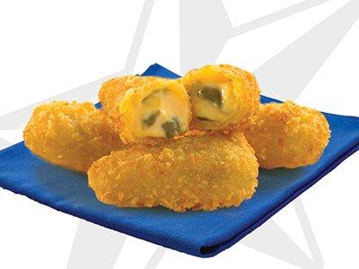 Jalapeno Cheese Bombers