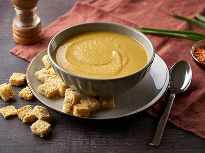 Levantine Lentil Soup