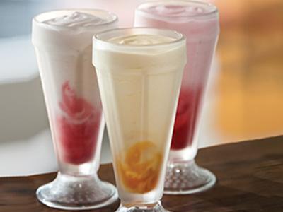 Creamsicle Classic Ice Cream Smoothies