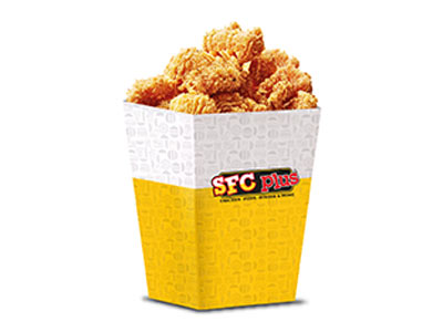 Spicy Chicken Popcorn - Regular