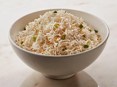 Golden Garlic Fried Rice