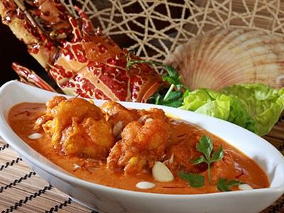Lobster Malai Korma