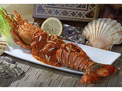 Lobster Dum Masala