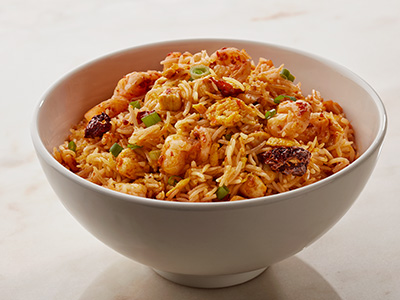 Mixed Schezwan Fried Rice