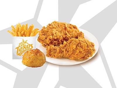 Crunchy Chicken Value Deal
