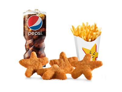 Kid's Fun Chicken Star