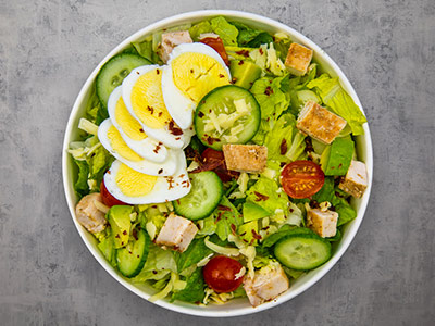 Robert Howards Cobb Salad