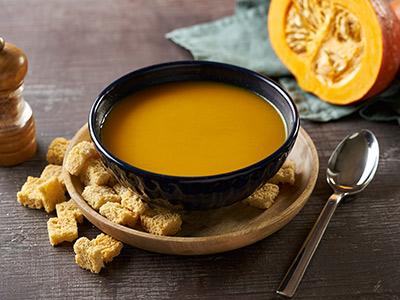 Earthy Pumpkin Soup