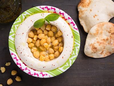 Leb Hummus