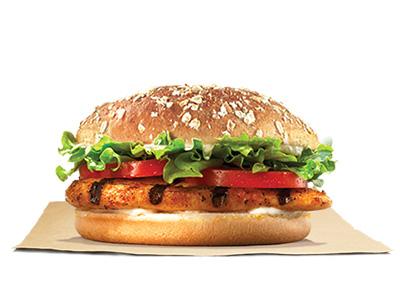Lite Chicken Whopper