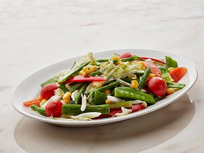 Chinese Greens Salad