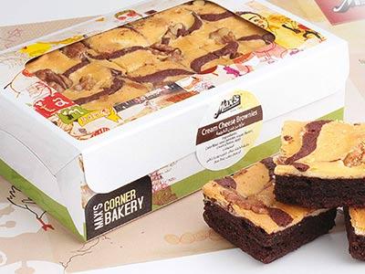 Cream Cheese Brownies - Single