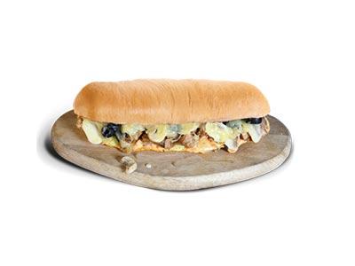 Chicken Bbq Sandwich