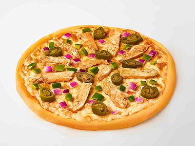 Spicy Chicken Fajita Pizza