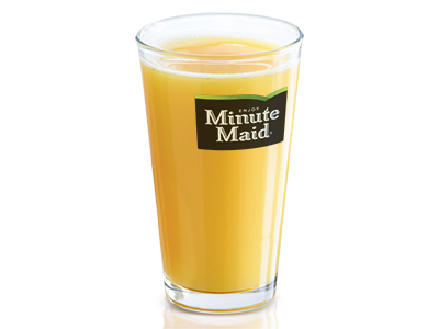 Medium Orange Juice