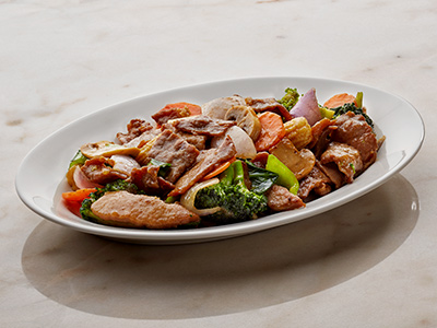 Stir Fry Beef With Vegetables