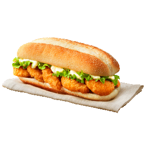 Zinger Shrimp Supreme Sandwich
