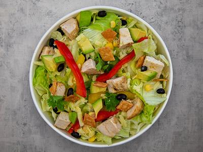 Crispy Sombrero Salad