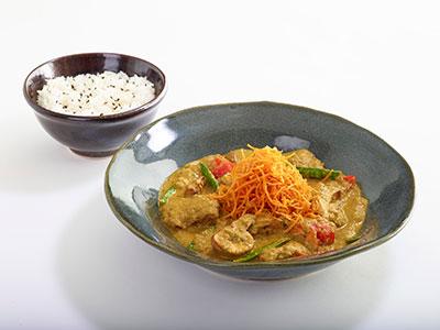 Vegan Yasai Surendra Curry
