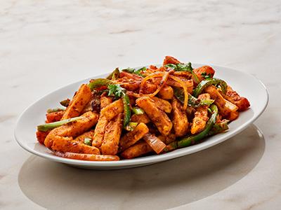 Spicy Potato Chili Dry