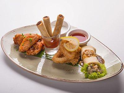 Maxs Appetizer Platter