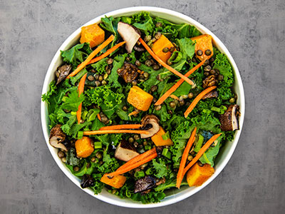 Lusty Lentil Salad