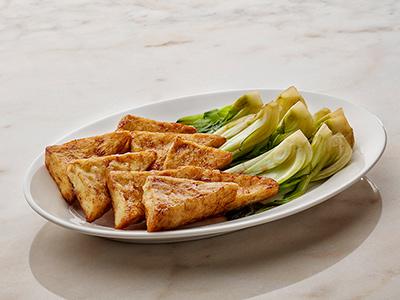 Stir Fry Bok Choy N Tofu