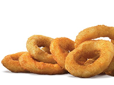 Onion Rings Small (9pcs)