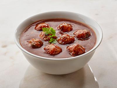 Spicy Manchurian Vegetables