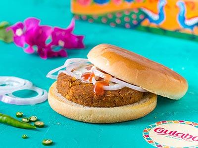 Beef Bun Kebab