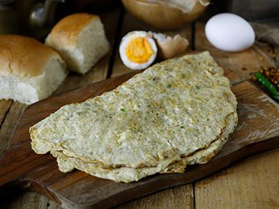 White Omelette