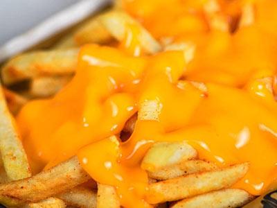 Fries N'cheddar