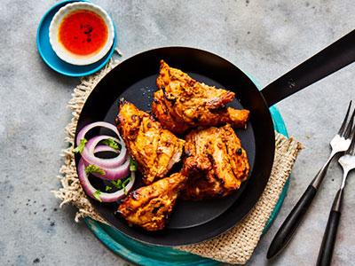 Bhatti Chicken Tandoori - Half