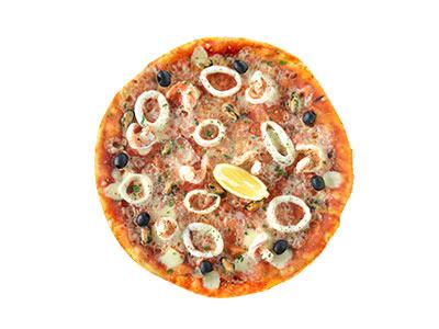 Pescatore Pizza