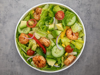 Cajun Tycoon Spicy Salad