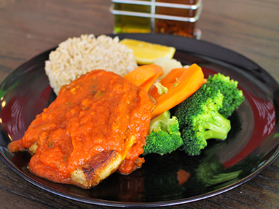 Spicy Fish Fillet