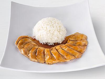 Corn-fed Chicken Teriyaki