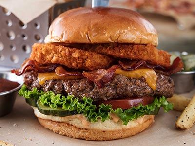 Southern Smokehouse Burger
