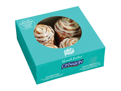 Pack Of 4 Mini Rolls - Mini Pecanbon