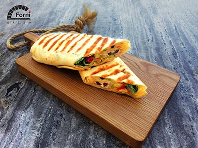 Vegetarian Wrap
