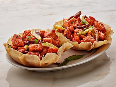 Spicy Chicken Laziji